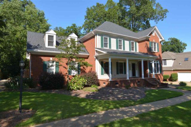 206 Knollwood Dr, Clemson, SC 29631 (MLS #20189039) :: Les Walden Real Estate