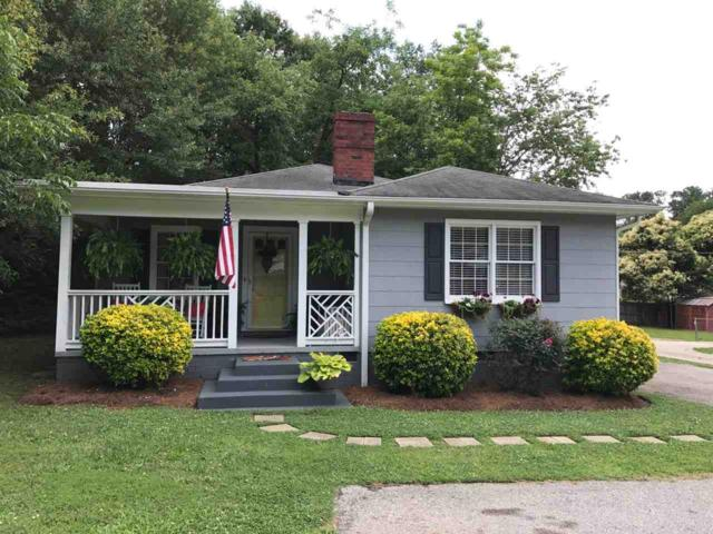 309 Whitehall Road, Anderson, SC 29625 (MLS #20189055) :: Les Walden Real Estate