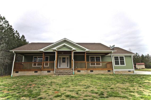 304 Capps Rd, Walhalla, SC 29691 (MLS #20189066) :: Les Walden Real Estate