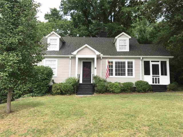 511 Pineview Drive, Pickens, SC 29671 (MLS #20189223) :: Les Walden Real Estate