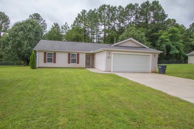 437 Old Colony Rd, Anderson, SC 29621 (MLS #20189258) :: Les Walden Real Estate