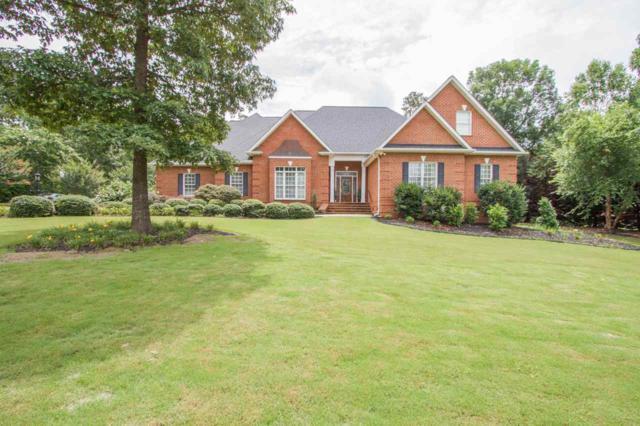 200 Oakmont Drive, Anderson, SC 29621 (MLS #20189260) :: Les Walden Real Estate