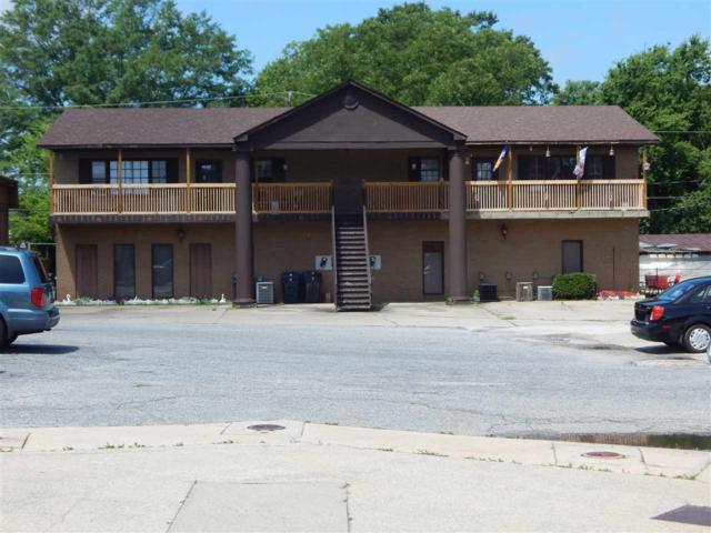 1603 N Main St, Anderson, SC 29626 (MLS #20189261) :: Les Walden Real Estate