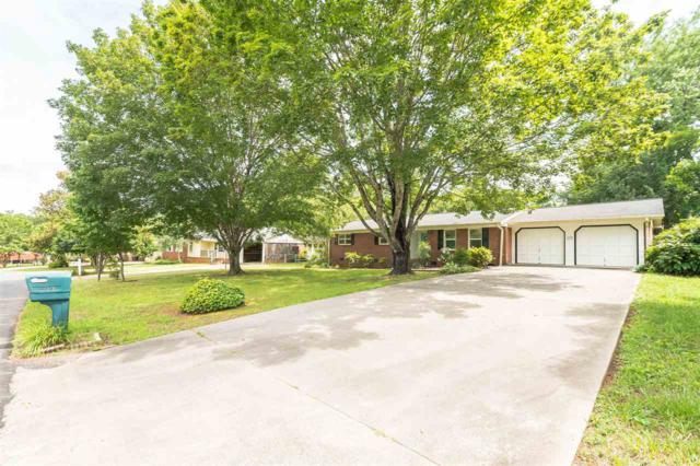 230 Woodberry Circle, Easley, SC 29642 (MLS #20189263) :: Les Walden Real Estate