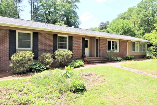 116 Clarendon Dr, Clemson, SC 29631 (MLS #20189314) :: Les Walden Real Estate