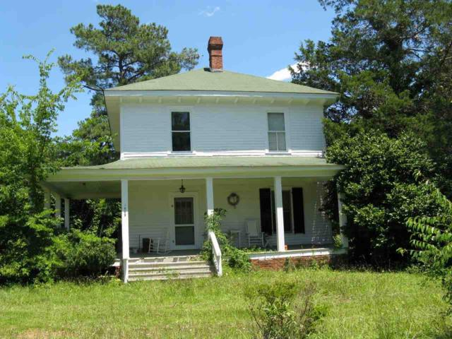 1009 Bowie Street, Starr, SC 29684 (MLS #20189331) :: Les Walden Real Estate