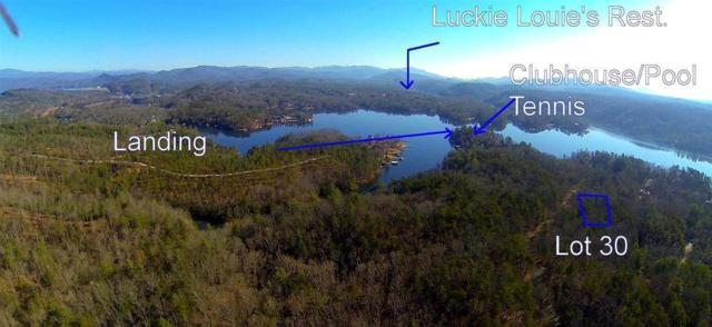 Lot 30 Turtlehead, Salem, SC 29676 (MLS #20189622) :: Tri-County Properties