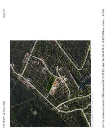 16 Capps Road, Fair Play, SC 29643 (MLS #20190006) :: Tri-County Properties