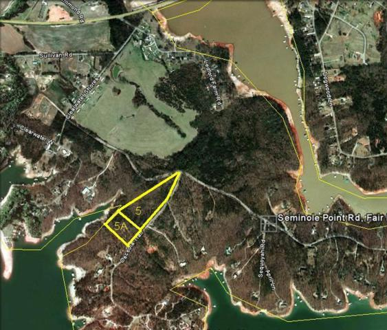 5-5A Osceola Trail, Fair Play, SC 29643 (MLS #20190798) :: Tri-County Properties