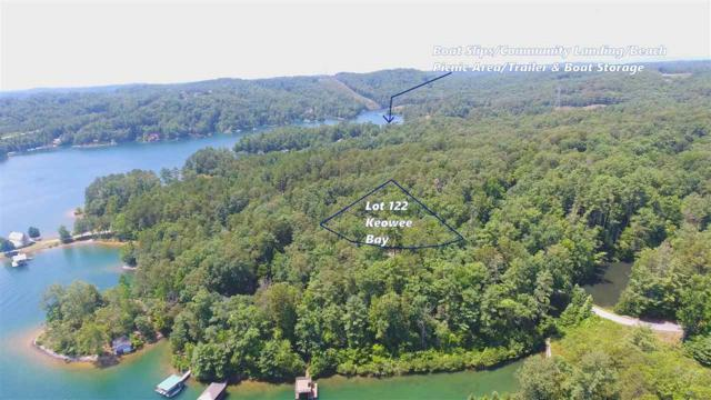 Lot 122 Keowee Bay Circle, Salem, SC 29676 (#20190823) :: Connie Rice and Partners