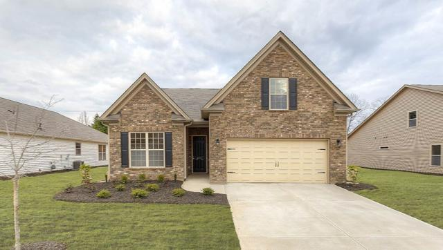 136 Golden Eagle Lane, Anderson, SC 29621 (#20191079) :: Connie Rice and Partners