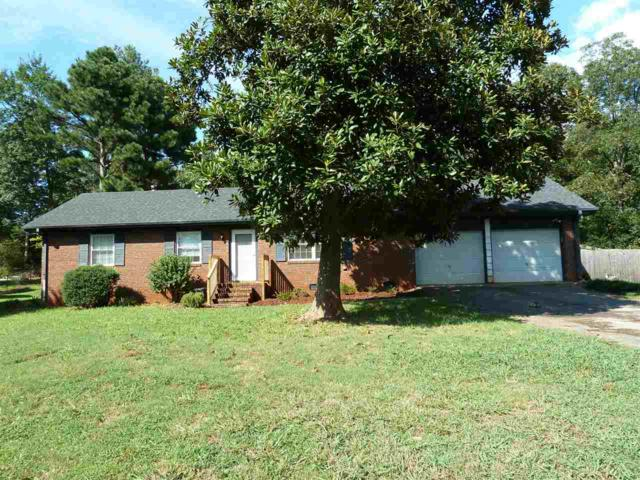 102 Cambridge Drive, Clemson, SC 29631 (MLS #20191241) :: Tri-County Properties