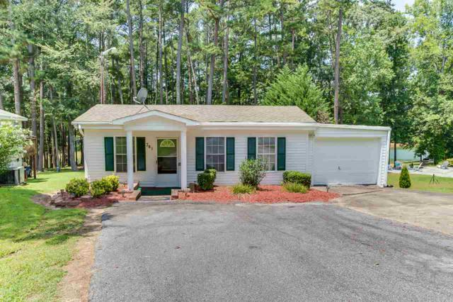 341 Walnut Drive, Townville, SC 29689 (#20191273) :: Connie Rice and Partners