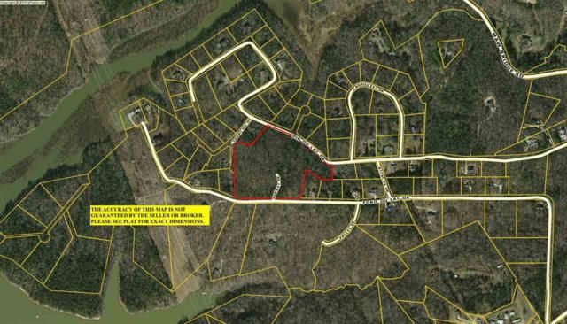 00 Pin Du Lac, Central, SC 29630 (MLS #20191282) :: Tri-County Properties