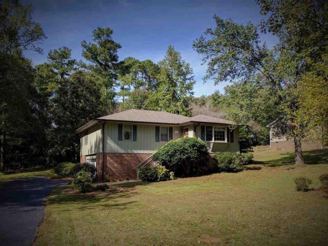 503 Rock Creek Rd., Clemson, SC 29631 (MLS #20192474) :: Tri-County Properties