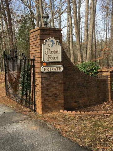 Lot 23 Pintail Road, Anderson, SC 29626 (MLS #20192503) :: The Powell Group of Keller Williams