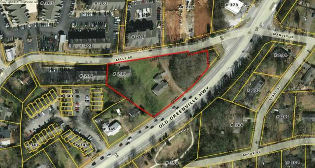 208 Kelly Rd, Clemson, SC 29631 (MLS #20192639) :: Tri-County Properties
