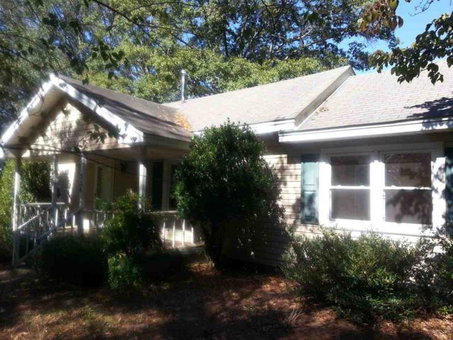 334 Ellington Road, Pendleton, SC 29670 (MLS #20192775) :: Les Walden Real Estate