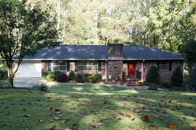 505 Issaqueena Trail, Clemson, SC 29631 (MLS #20192959) :: Tri-County Properties