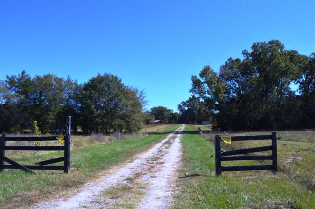 5273 Old Calhoun Falls Road, Calhoun Falls, SC 29628 (MLS #20192961) :: Les Walden Real Estate