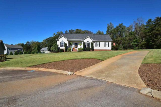 130 Aiken Farm Road, Pickens, SC 29671 (MLS #20192966) :: Tri-County Properties