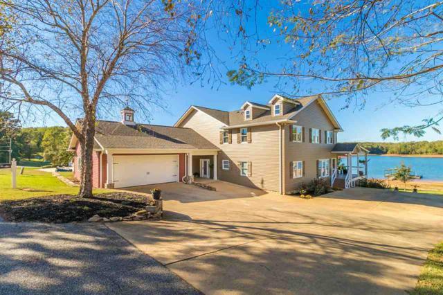 356 Maret Road, Townville, SC 29689 (MLS #20192985) :: Tri-County Properties