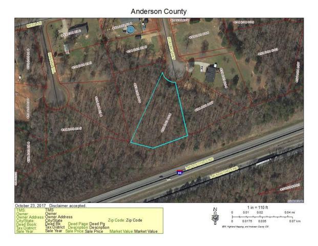 lot 8 Kokomo Way, Anderson, SC 29625 (MLS #20193004) :: Tri-County Properties