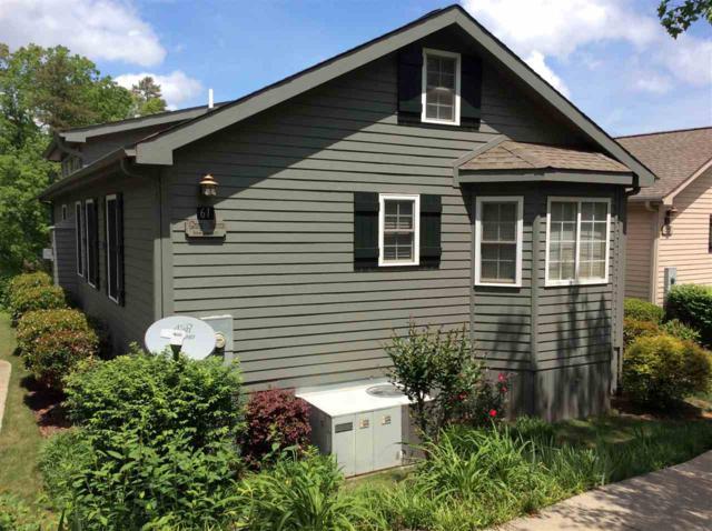 1230 Melton Road, Lot 61, West Union, SC 29696 (MLS #20193155) :: Tri-County Properties