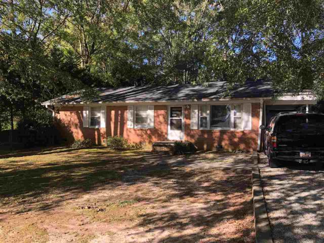 107 Moore Ave, Walhalla, SC 29691 (MLS #20193191) :: Les Walden Real Estate