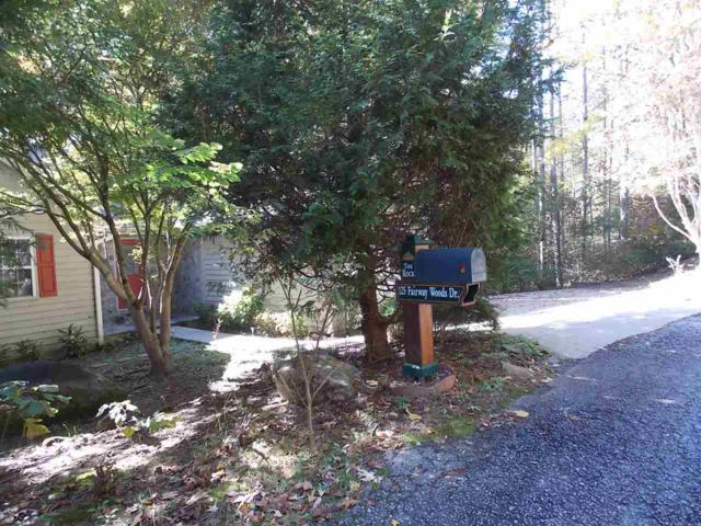 125 Fairway Woods Drive, Pickens, SC 29671 (MLS #20193224) :: The Powell Group of Keller Williams