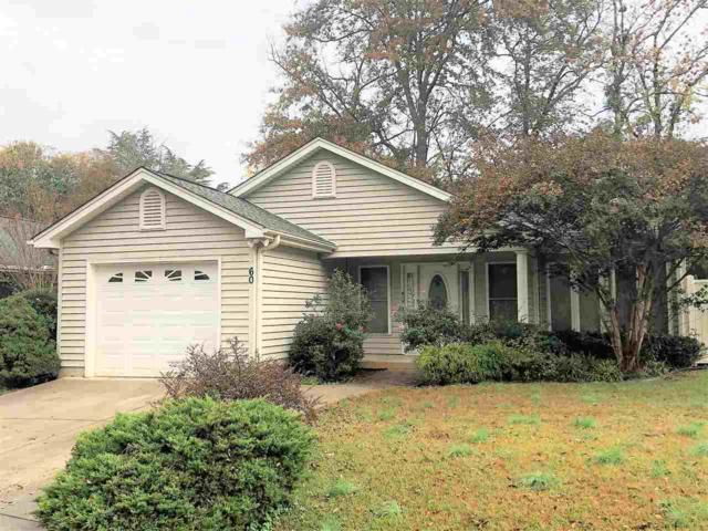 60 Thompson Ave., Walhalla, SC 29691 (MLS #20193539) :: Les Walden Real Estate
