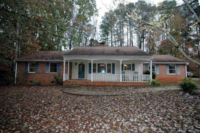 13033 Azalea, Seneca, SC 29678 (MLS #20193541) :: Les Walden Real Estate