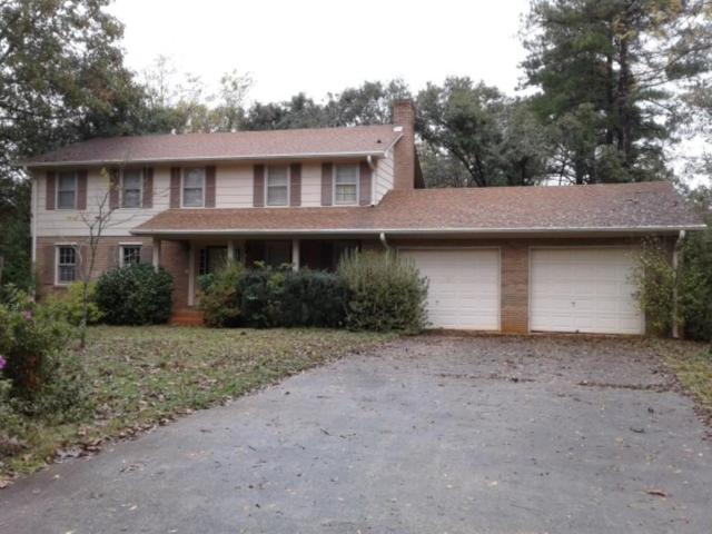 124 Victorian Drive, Anderson, SC 29625 (MLS #20193556) :: Les Walden Real Estate