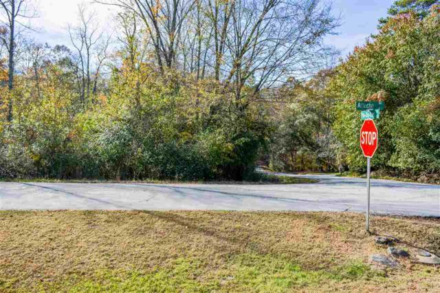 301 Pin Du Lac Drive, Central, SC 29630 (MLS #20193598) :: Les Walden Real Estate