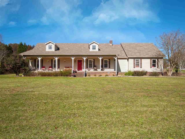 408 Old Bethlehem School Road, Pickens, SC 29671 (MLS #20193661) :: Les Walden Real Estate