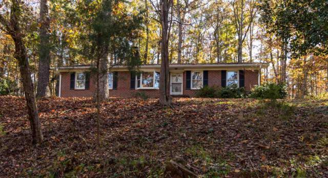 815 Cartee Road, Seneca, SC 29678 (MLS #20193662) :: Les Walden Real Estate