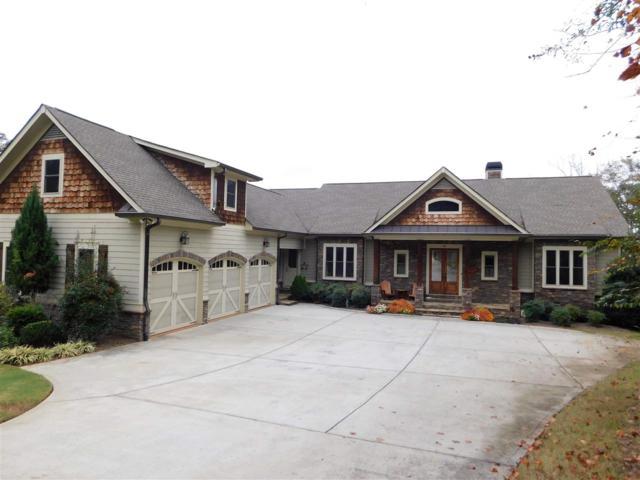 44 Green's Cay, Lavonia, GA 30553 (MLS #20193674) :: Les Walden Real Estate