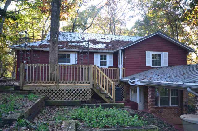 1036 Smyzer Rd, Townville, SC 29689 (MLS #20193705) :: Les Walden Real Estate