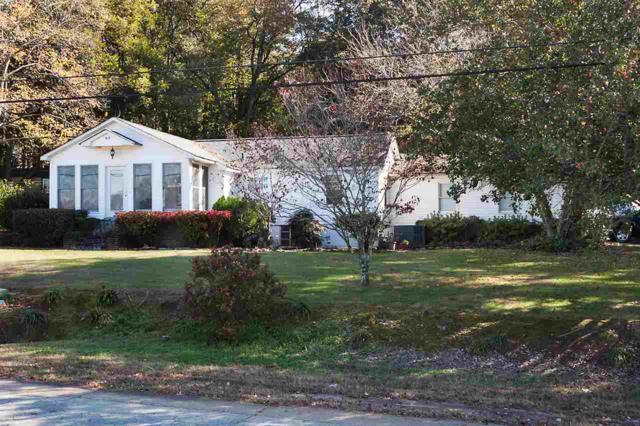 610 Wesleyan Drive, Central, SC 29630 (MLS #20193723) :: Les Walden Real Estate
