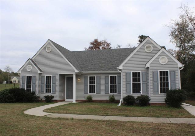 307 Forest Creek Drive, Seneca, SC 29678 (MLS #20193760) :: Les Walden Real Estate