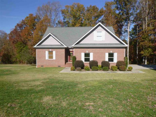 110 Valley Drive, Townville, SC 29689 (MLS #20193843) :: Tri-County Properties