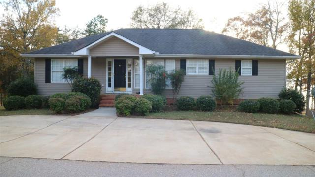 519 Island Point Road, Starr, SC 29684 (MLS #20193925) :: The Powell Group of Keller Williams