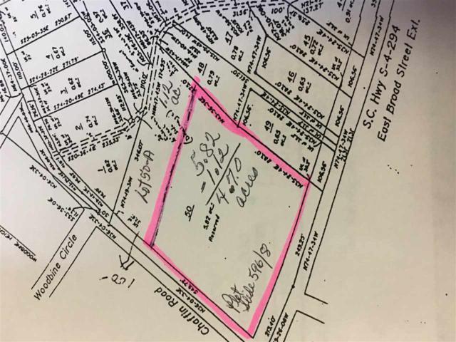 PT LT 50 E. Broad St Ext, Iva, SC 29655 (MLS #20194080) :: The Powell Group of Keller Williams