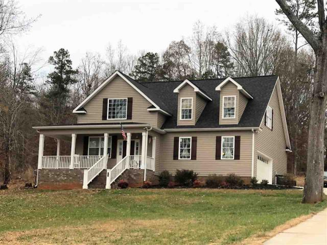108 Puckett Mill Drive, Central, SC 29630 (MLS #20194457) :: The Powell Group of Keller Williams