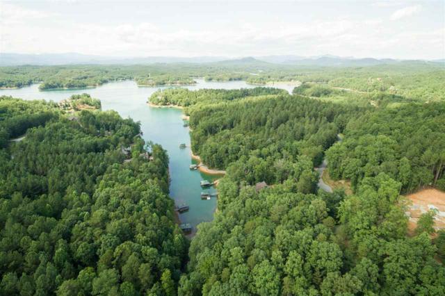 132 Big Creek Trail, Six Mile, SC 29682 (MLS #20194572) :: Tri-County Properties