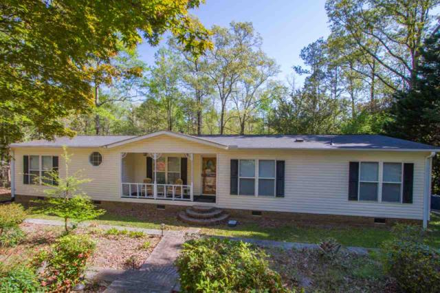 507 E Lakes Road, Townville, SC 29689 (MLS #20194696) :: The Powell Group of Keller Williams