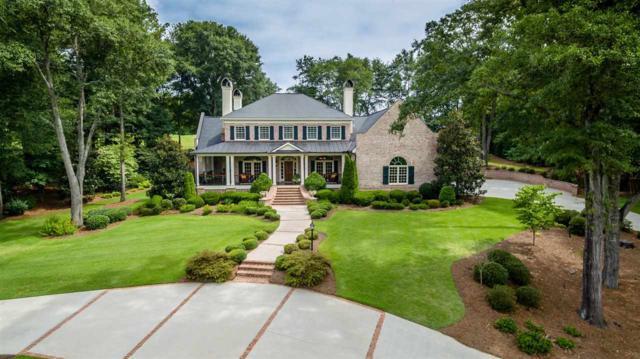1607 Cross Creek Drive, Seneca, SC 29678 (MLS #20194729) :: Les Walden Real Estate