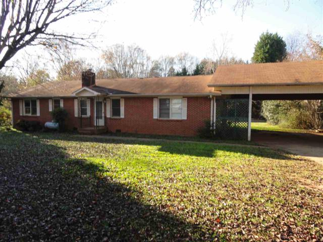 4501 N Highway 29, Belton, SC 29627 (MLS #20194739) :: The Powell Group of Keller Williams
