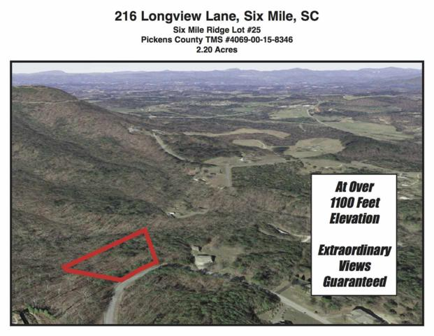 216 Long View Lane, Pickens, SC 29671 (MLS #20194939) :: The Powell Group