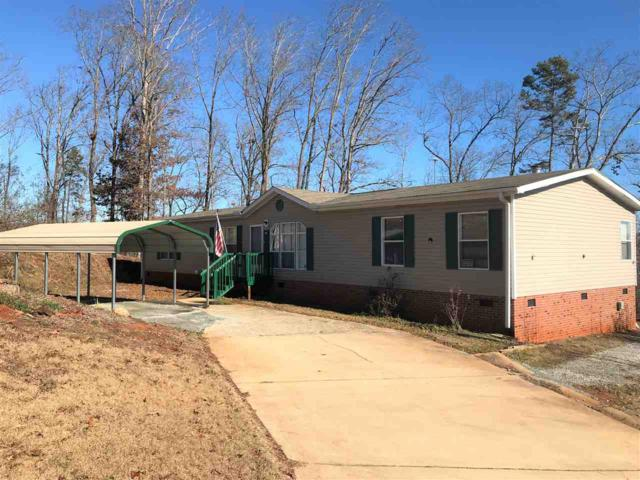 318 City Lake Drive, Pickens, SC 29671 (MLS #20194965) :: The Powell Group of Keller Williams